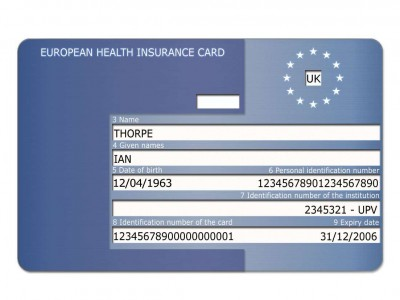 EHIC essential for European travel insurance