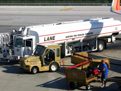 False claim for lost luggage
