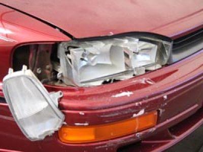 Cash for crash damage