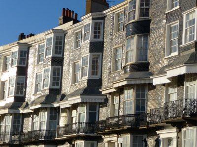 YTerrace of houses